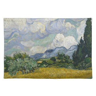 Cypress Grove and Wheat Field Placemat