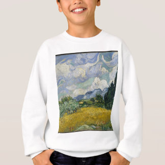 Cypress Grove and Wheat Field Sweatshirt