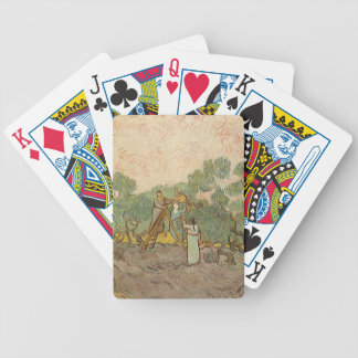 Cypress Grove Bicycle Playing Cards
