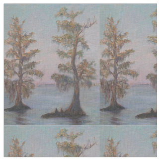 CYPRESS ON THE ST. JOHNS FABRIC