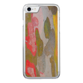 Cypress tree bark patterns, Italy Carved iPhone 7 Case