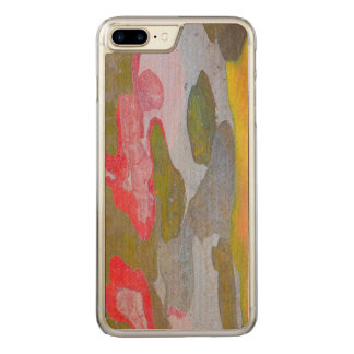 Cypress tree bark patterns, Italy Carved iPhone 7 Plus Case