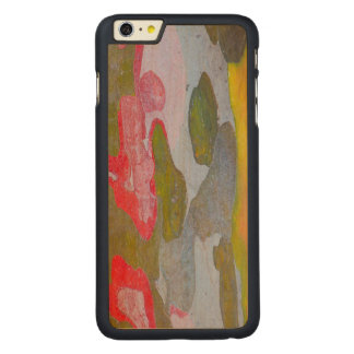 Cypress tree bark patterns, Italy Carved® Maple iPhone 6 Plus Case