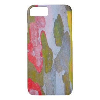 Cypress tree bark patterns, Italy iPhone 8/7 Case