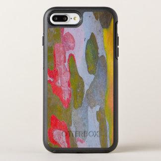 Cypress tree bark patterns, Italy OtterBox Symmetry iPhone 8 Plus/7 Plus Case