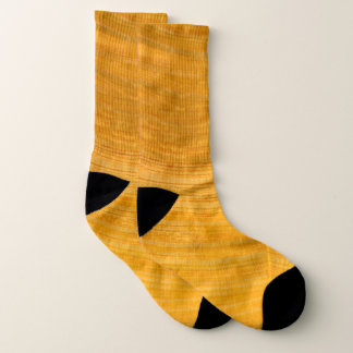 Cypress Wood Texture Socks