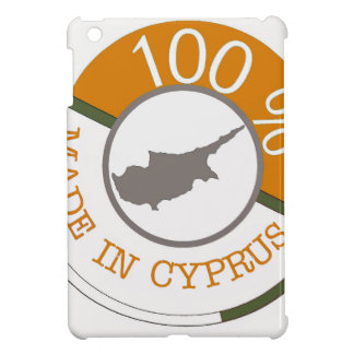 CYPRUS 100% CREST COVER FOR THE iPad MINI