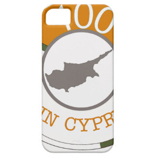 CYPRUS 100% CREST iPhone 5 CASE