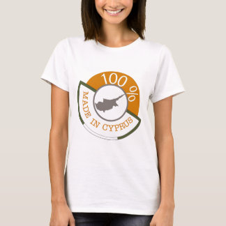 CYPRUS 100% CREST T-Shirt