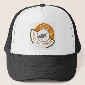 CYPRUS 100% CREST TRUCKER HAT