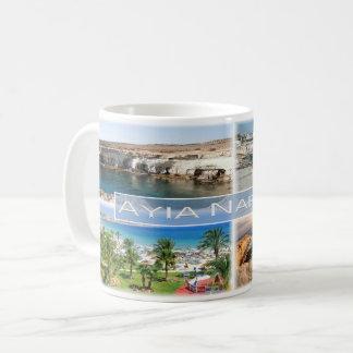 Cyprus - Ayia Napa - Coffee Mug