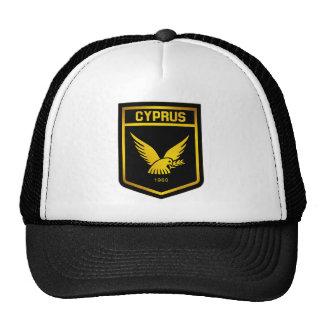 Cyprus Emblem Trucker Hat