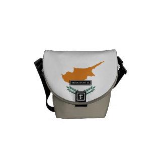 Cyprus Flag Commuter Bag