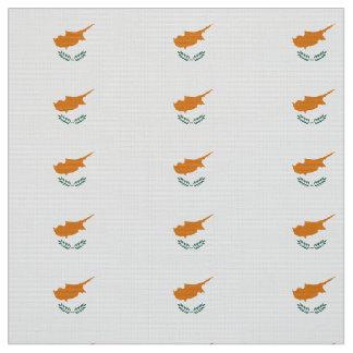 Cyprus Flag Fabric