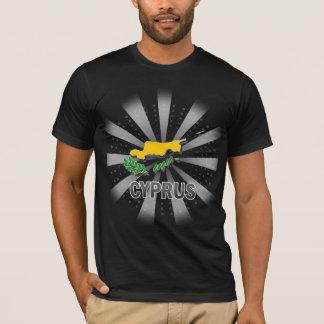 Cyprus Flag Map 2.0 T-Shirt