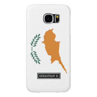 Cyprus Flag Samsung Galaxy S6 Cases