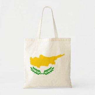 Cyprus Flag Tote Bag