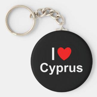 Cyprus Keychain