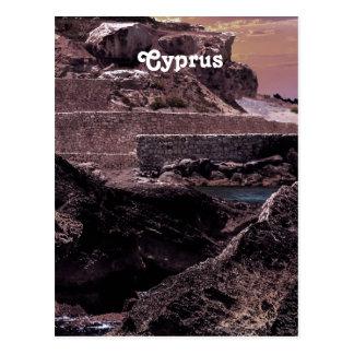 Cyprus Landscape Postcard