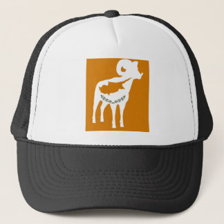 CYPRUS NATIONAL RAM TRUCKER HAT