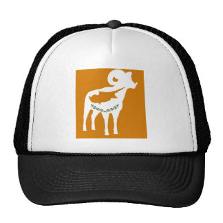 CYPRUS NATIONAL RAM TRUCKER HAT