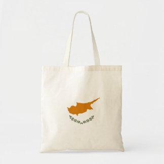 Cyprus National World Flag Tote Bag