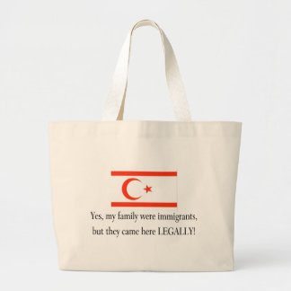 Cyprus Northern Canvas Bags