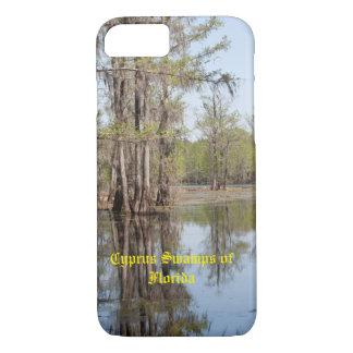 Cyprus Swamp iPhone 7 Case
