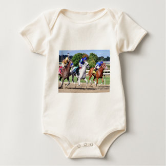Cyrus Alexander, Mr.Jordan & Res Judicata Baby Bodysuit
