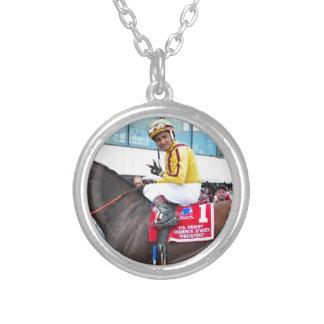 Cyrus Alexander-R.Bejarano Silver Plated Necklace