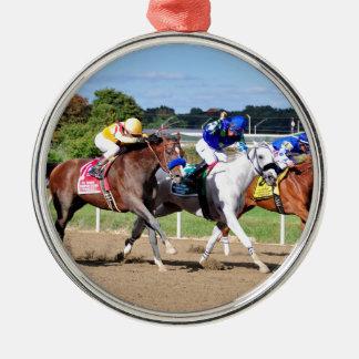 Cyrus Alexander-Rafael Bejarano Metal Ornament