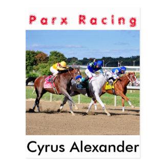 Cyrus Alexander-Rafael Bejarano Postcard