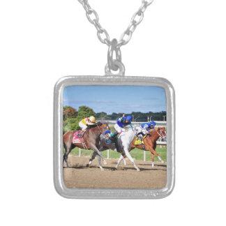 Cyrus Alexander-Rafael Bejarano Silver Plated Necklace