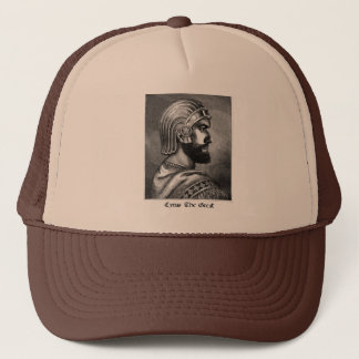 Cyrus the great Mind Trucker Hat