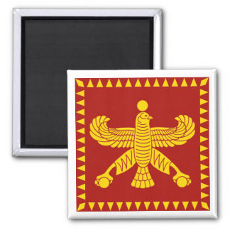 Cyrus the Great Standard Flag Magnet