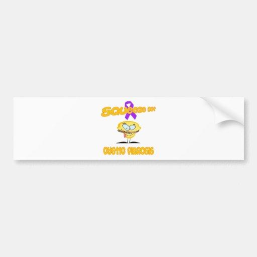 Cystic Fibrosis Bumper Stickers