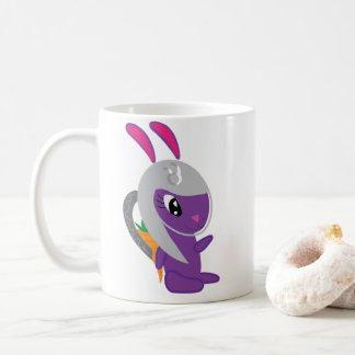 CZ Space Bunny Mug