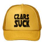Czars Suck Mesh Hats