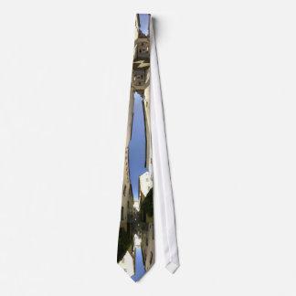 Czech Alley Mirrored Tie