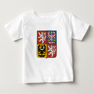 Czech Coat of Arms Baby T-Shirt