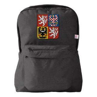 Czech Coat of arms Backpack