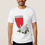 Czech Emblem w/ Lion T Shirts