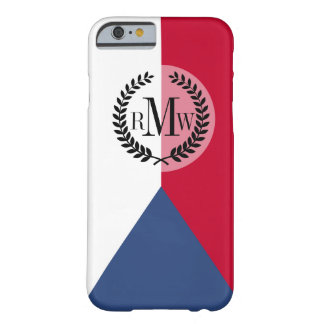 Czech Flag Barely There iPhone 6 Case
