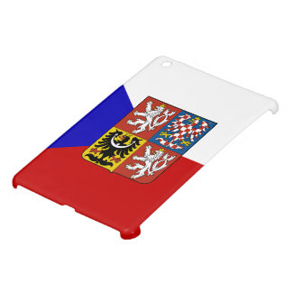 Czech flag iPad mini cover