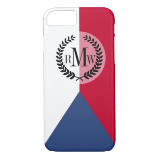 Czech Flag iPhone 7 Case