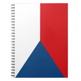 Czech Flag Notebooks