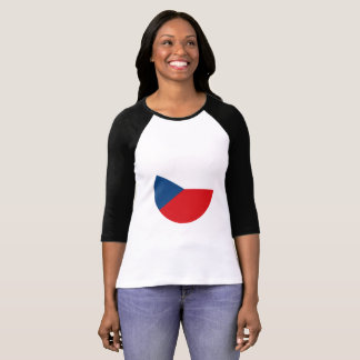Czech Flag T-Shirt