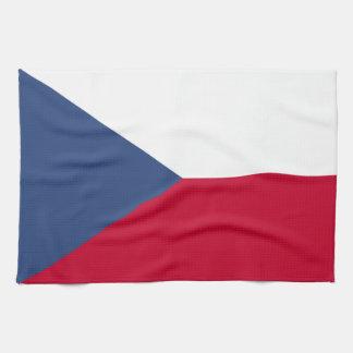 Czech Flag Towel