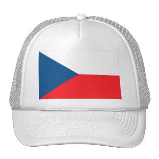 CZECH FLAG TRUCKER HAT