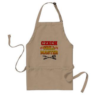 Czech Grill Master Apron